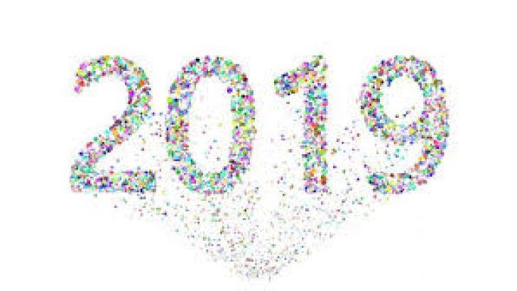 Elveda 2018 ….. Hoşgeldin 2019