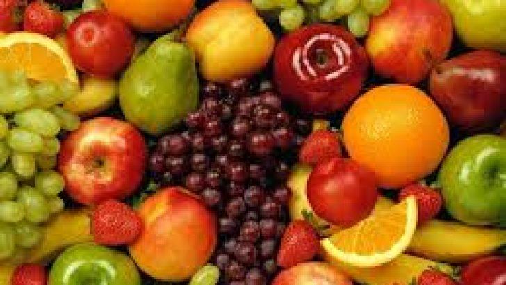 Sebze ve Meyvelerin Bazı Faydaları