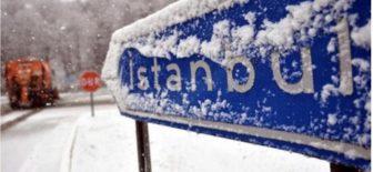 Kar geliyor…