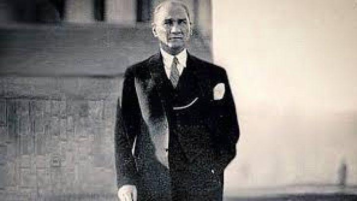 Gazete ve Dergilerde Atatürk