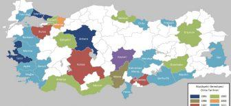 Türkiye'deki Büyük Şehir Belediyeleri