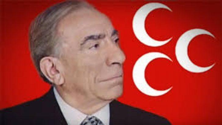 Ülkücü Hareketin lideri Alparslan Türkeş vefatının 22. yılında anılıyor…