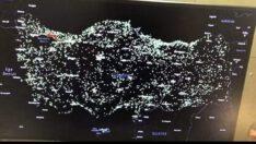 COVID 19 Yoğunluk Haritası