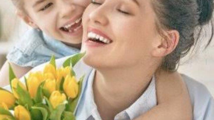 Tüm Annelerimizin Anneler Gününü Kutlarız.