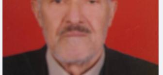Vefat haberi Ahmet güngör 17.08.2018