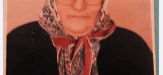 Vefat haberi Fatma güngör 25.06.2019
