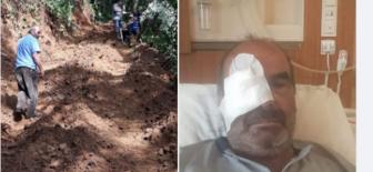 Yol Yapımı esnasında talihsiz Kaza Bayram Tanrıvermiş 26.06.2019
