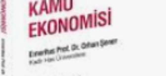 Kamu Harcamalarının Sınıflandırılması ve Türkiye'deki Durum