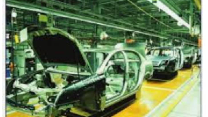 Ekonominin ana sektörlerinden biri olan sanayi sektörü