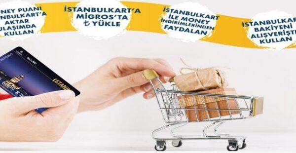 İstanbul Kart Geçen Marketler